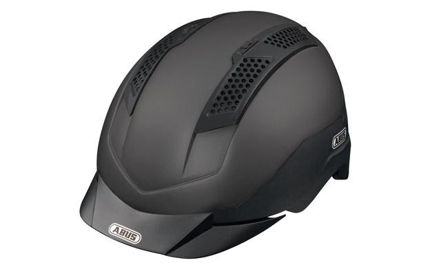 ピストバイク ヘルメット ABUS アブス Urbanaut HELMET BLACK アーバンアント ブラック PISTBIKE