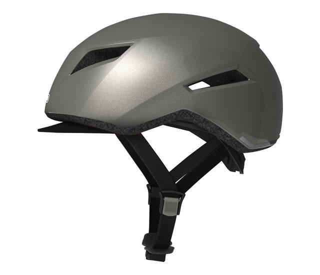 ピストバイク ヘルメット ABUS アブス YADD-I GREY HELMET ヤッド-アイ グレー PISTBIKE