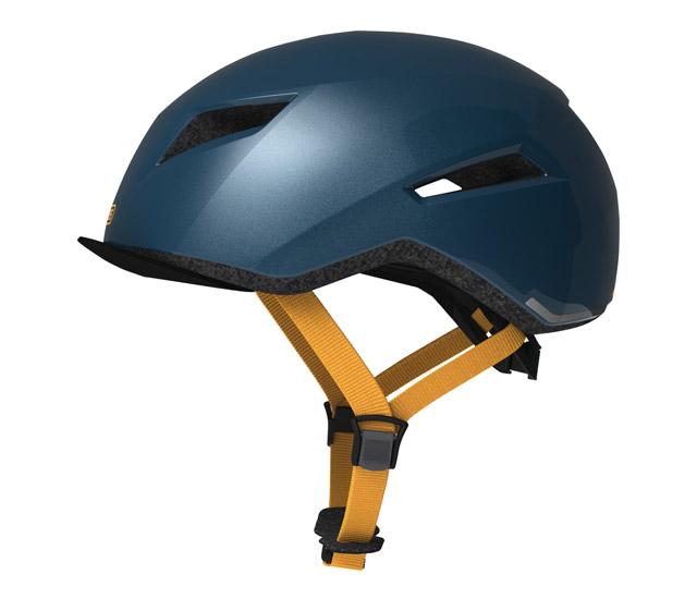 ピストバイク ヘルメット ABUS アブス YADD-I BLUE HELMET ヤッド-アイ ブルー PISTBIKE