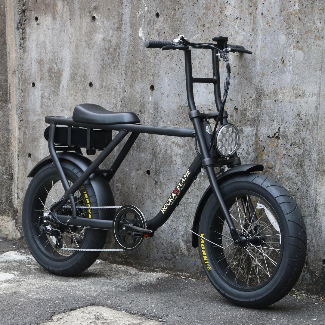 おしゃれで乗りやすい街乗りe-bike 10月頃入荷予定 電動アシスト付き自転車 e-BIKE ROCKA FLAME MAKAMI MATT BLACK マットブラック 電動自転車 完成品 自転車 e-bike ブラック 黒 おしゃれ 日本未発売 街乗り バイク 電動アシスト サイクリング シマノ 付 スイスイ シティサイクル 配送員設置送料無料 ギア