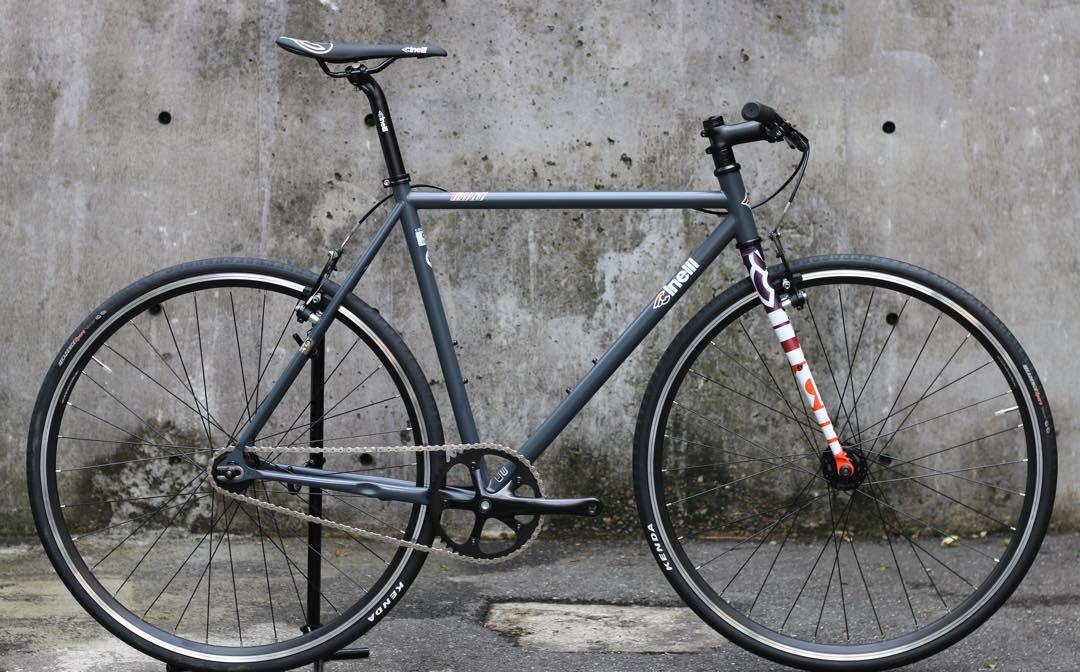 ピストバイク 完成車 CINELLI TUTTO COMPLETE BIKE チネリ トゥット コンプリート バイク PISTBIKE