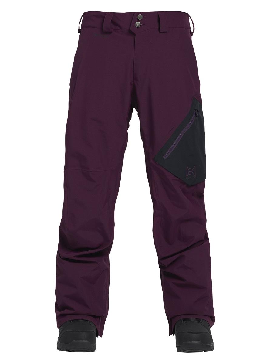 バートン 19モデル メンズ ウェア Burton [ak] GORE-TEX Cyclic Pant Starling / True Black スノーボード