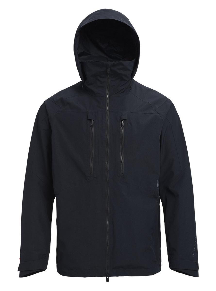 バートン 19モデル メンズ ウェア Burton [ak] GORE-TEX 2L Swash Jacket True Black スノーボード
