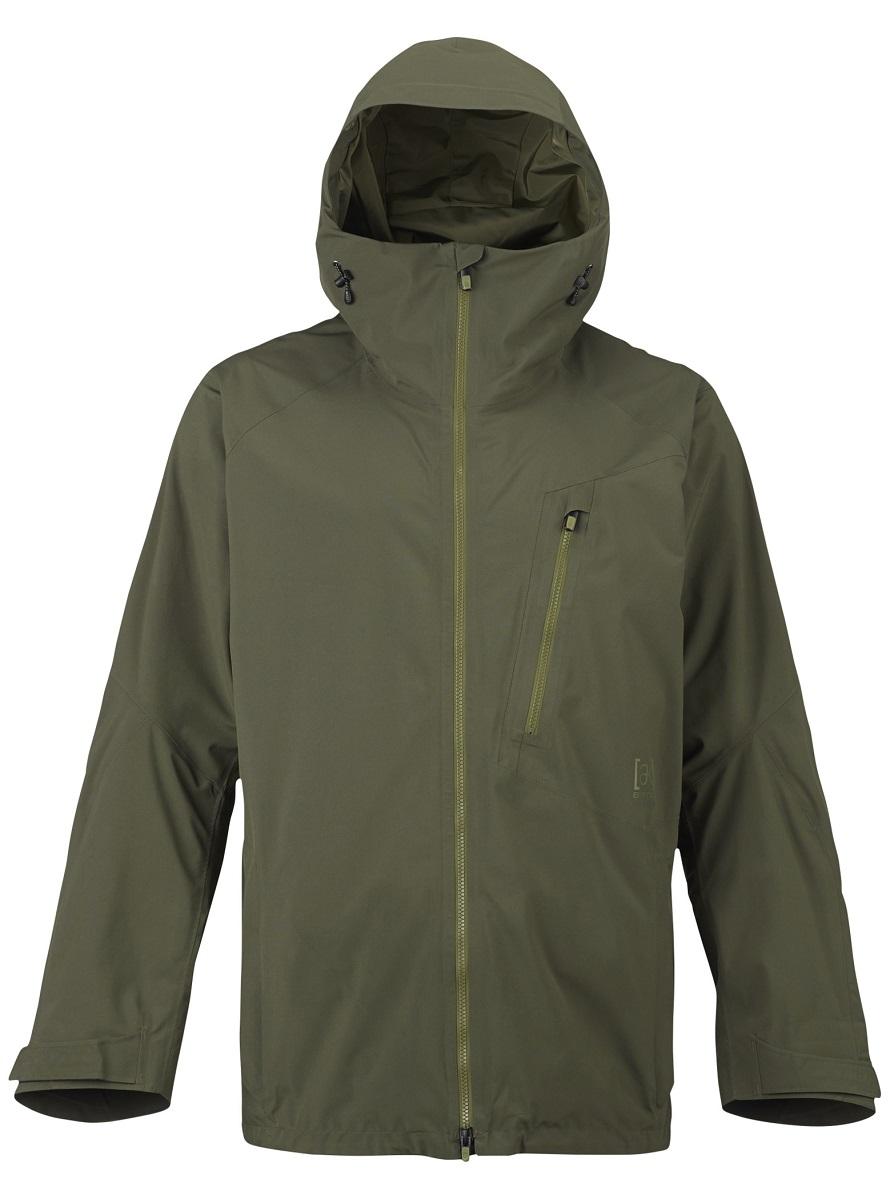 バートン 19モデル メンズ ウェア Burton [ak] GORE-TEX 2L Cyclic Jacket Forest Night スノーボード
