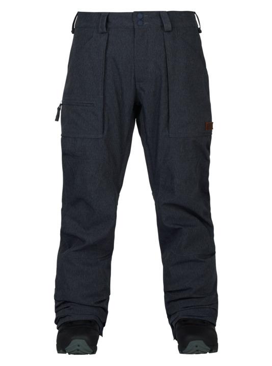 バートン 2019モデル メンズ ウェア Burton Southside Pant - Slim Fit Denim スノーボード