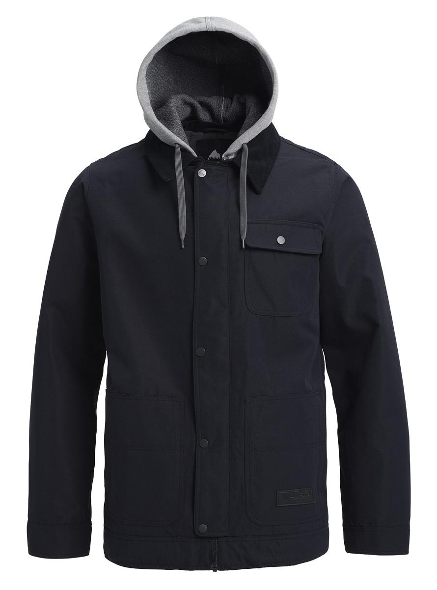 バートン 19モデル メンズ ウェア Burton Dunmore Jacket True Black スノーボード