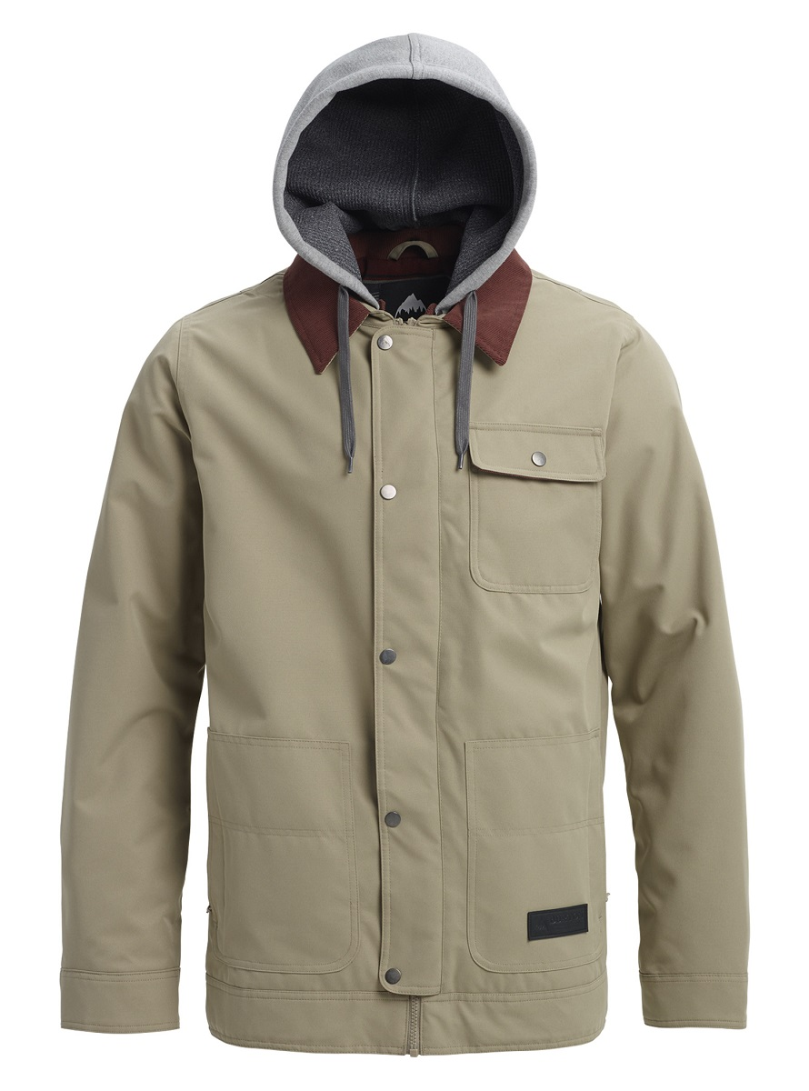 バートン 19モデル メンズ ウェア Burton Dunmore Jacket HAWK スノーボード