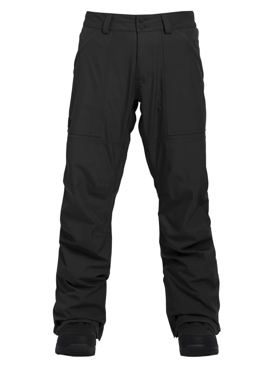 バートン 2019モデル メンズ ゴアテックス ウェア Burton GORE-TEX Ballast Pant True Black スノーボード