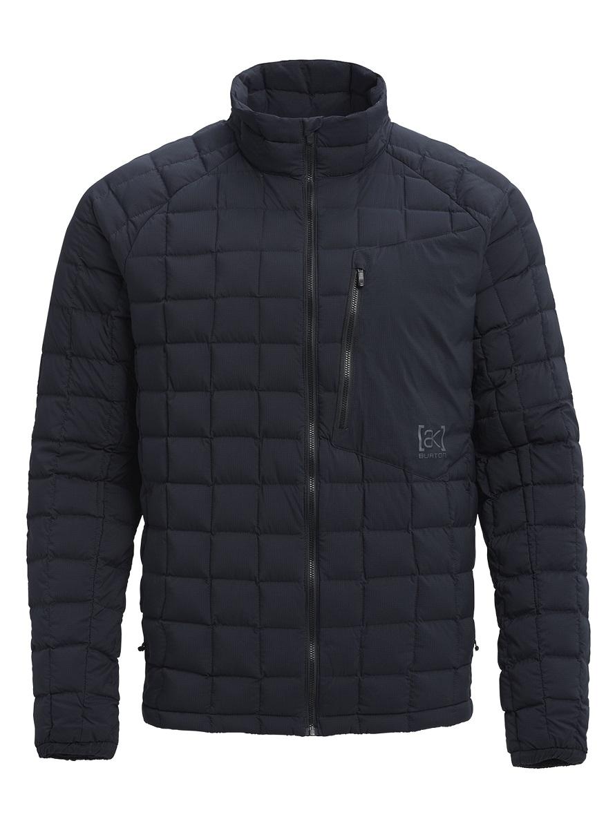バートン 19モデル メンズ ダウン Burton [ak] BK Lite Down Jacket True Black スノーボード