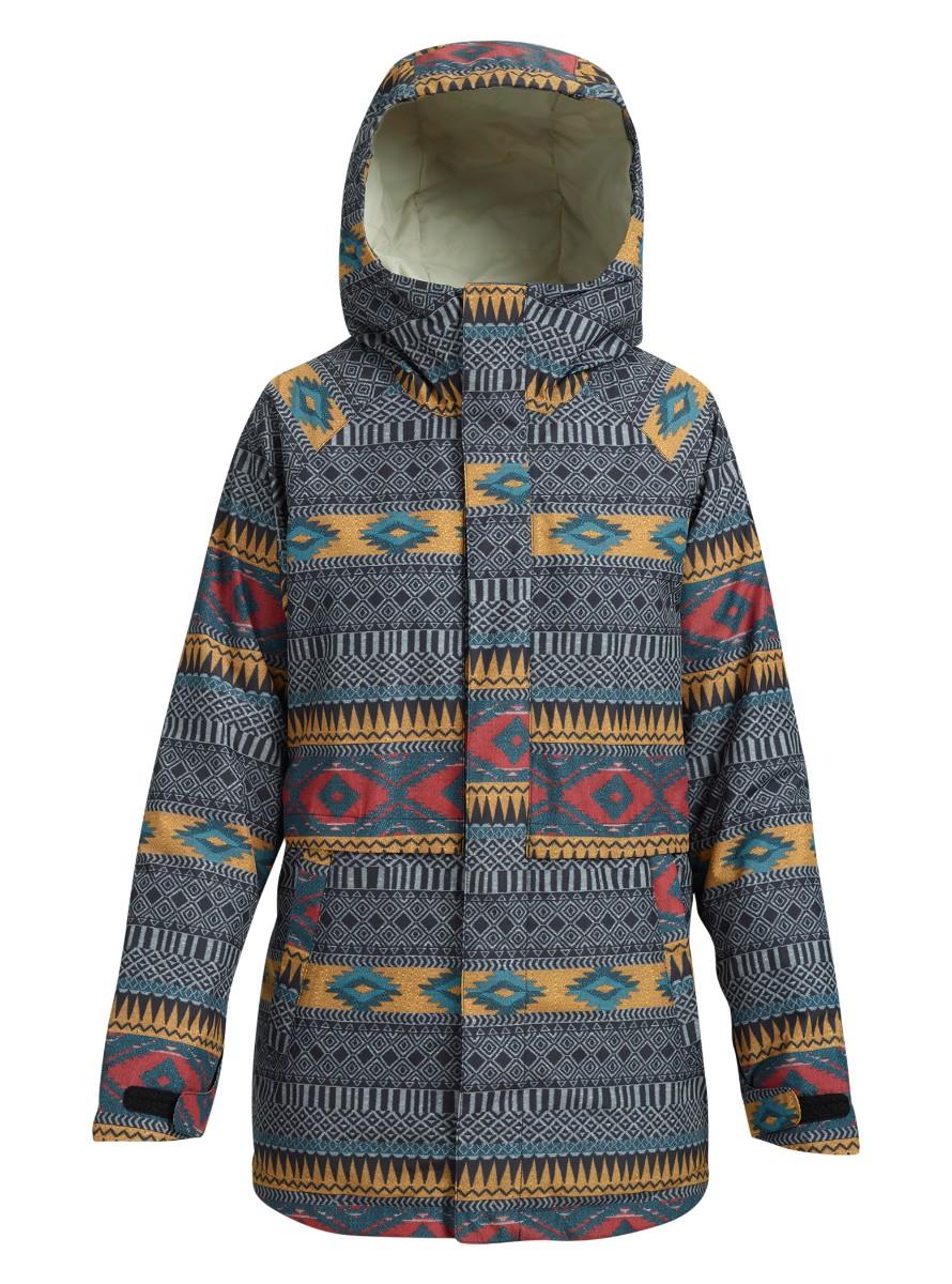 バートン 19モデル ウィメンズ ウェア Burton GORETEX Kaylo Shell Jacket Tahoe Freya Weave スノーボード