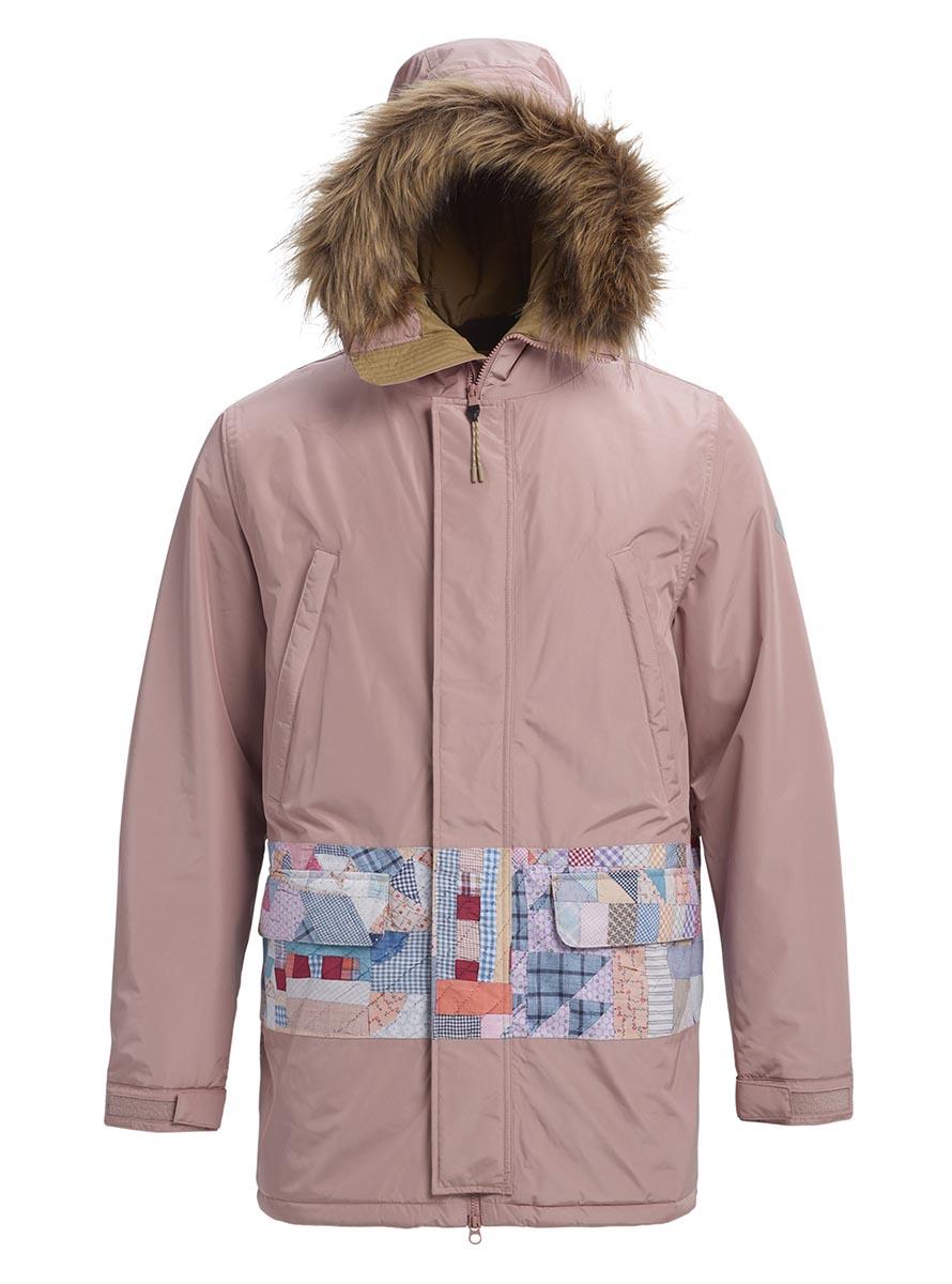 バートン 2019年モデル メンズ ウェア Burton Skylink Jacket Fawn / Nebraska Quilt スノーボード
