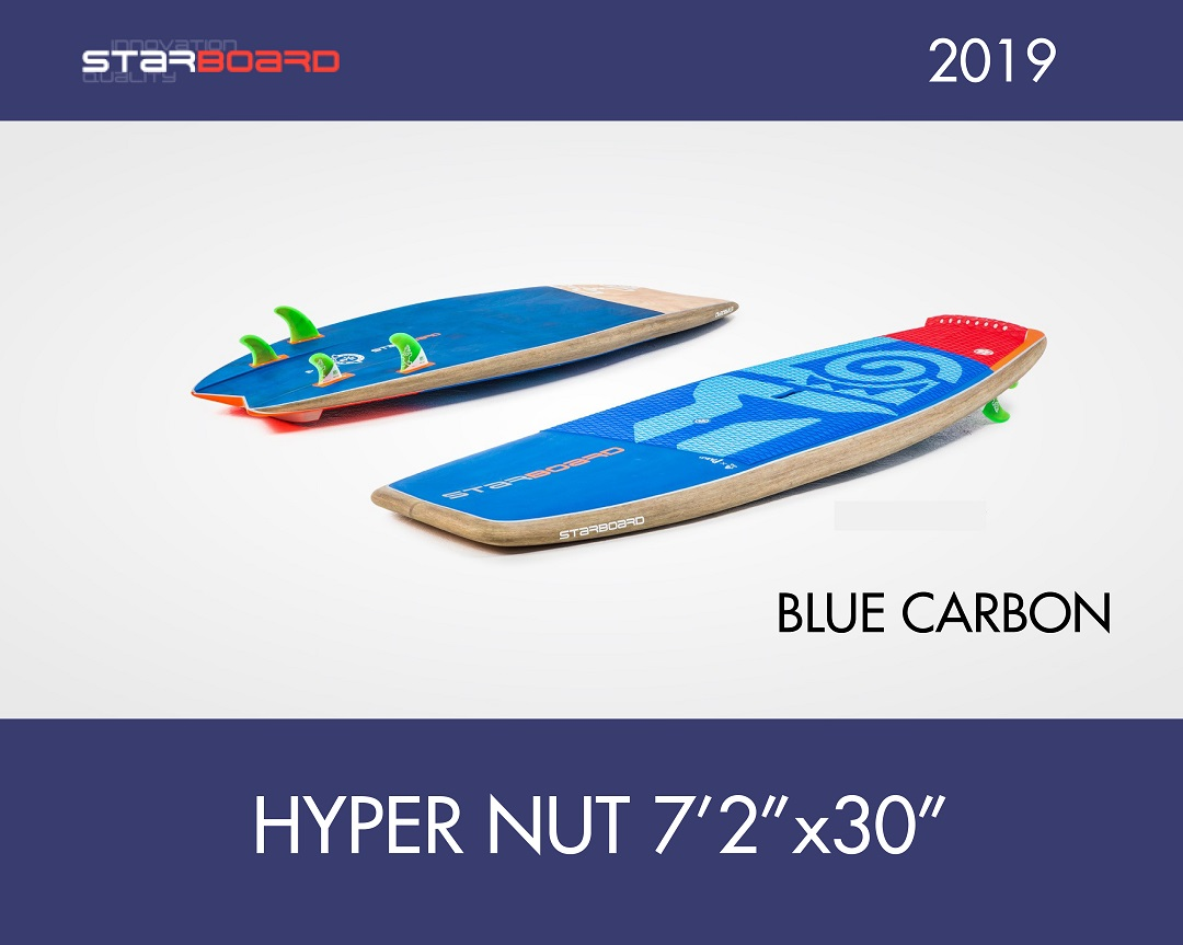 2019 STARBOARD スターボード HYPER NUT 7'2
