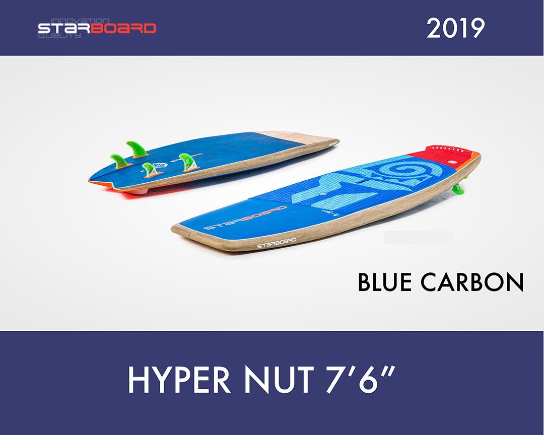 2019 STARBOARD スターボード HYPER NUT 7'6