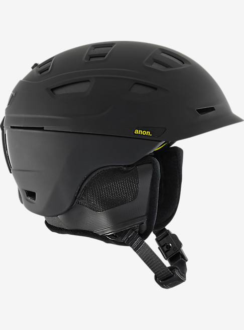 アノン 19モデル メンズ プロテクター anon. Prime Helmet black スノーボード
