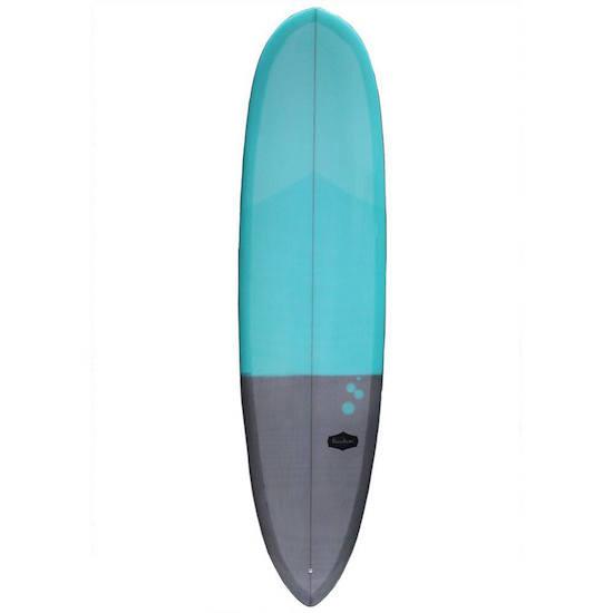 【BIRDOM SURFBOARDS THE DELMAR CRUISER 7'2 】サーフボード