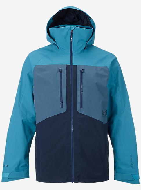 バートン 17モデル メンズ ウェア Burton [ak] 2L Swash Jacket Larkspur / Washed Blue / Eclipse スノーボード