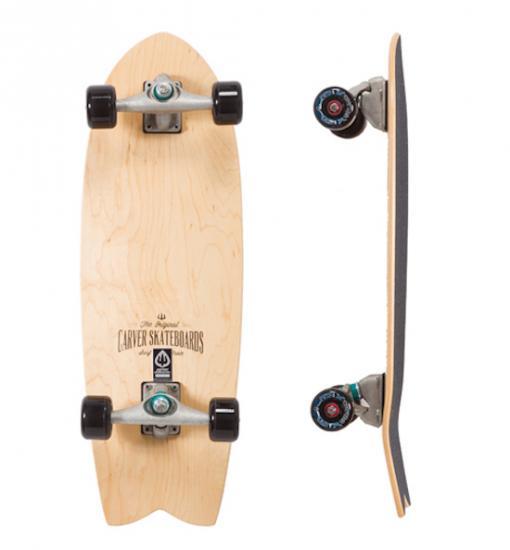 【CARVER】カーバーサーフスケート 29