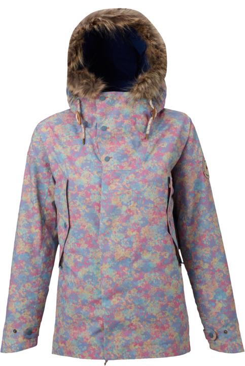 バートン 18モデル ウィメンズ ウェア Burton Zinnia Jacket Namqualand スノーボード