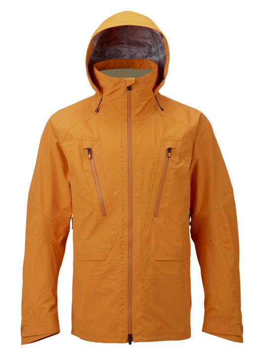 バートン 18モデル メンズ ウェア Burton [ak] GORE-TEX 3L Freebird Jacket Golden Oak スノーボード