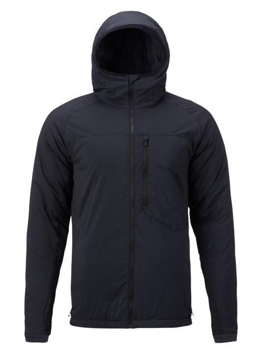 バートン 18モデル メンズ インナー Burton [ak] FZ Insulator Jacket True Black スノーボード