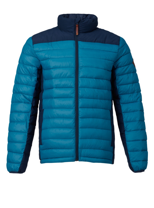 バートン 18モデル メンズ アウター Burton Evergreen Synthetic Insulator Mountaineer / Mood Indigo Night スノーボード
