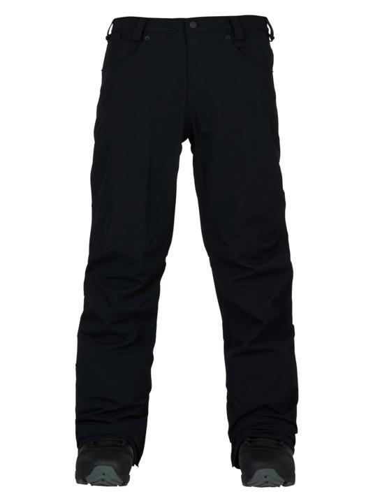 バートン 18モデル メンズ ウェア Burton Wolfeboro Pant True Black スノーボード