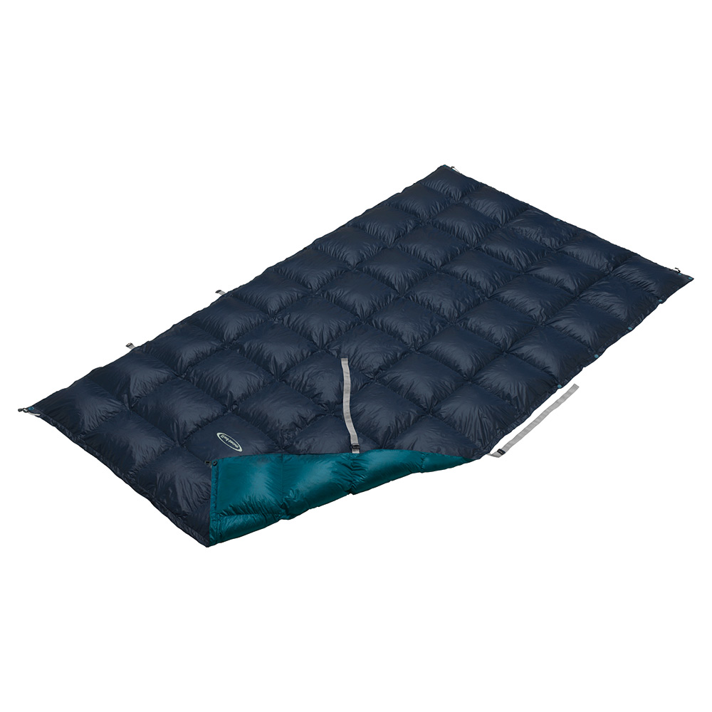 【Montbell・モンベル】ダウン スリーピングラップ #5 ロング ダークネイビー シェラフ 寝袋