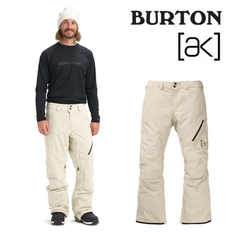 【日本正規品】 バートン 2020年モデル メンズ ウェア Burton [ak] GORE-TEX Cyclic Pant Almond Milk スノーボード