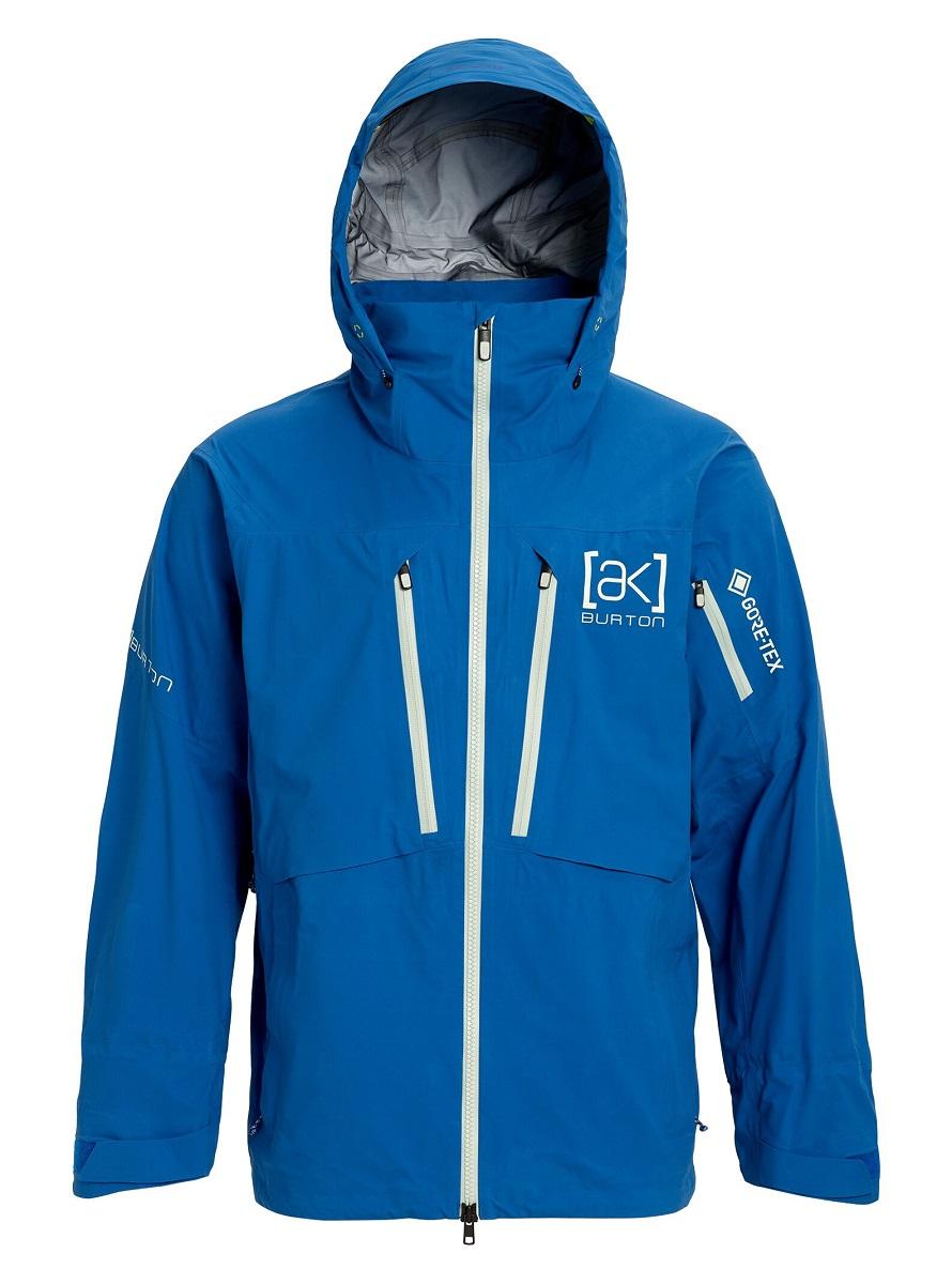 【日本正規品】 バートン 2020年モデル メンズ ウェア Burton [ak] GORE-TEX 3L Stretch Hover Jacket Classic Blue スノーボード ゴアテックス ストレッチ ホバー ジャケット
