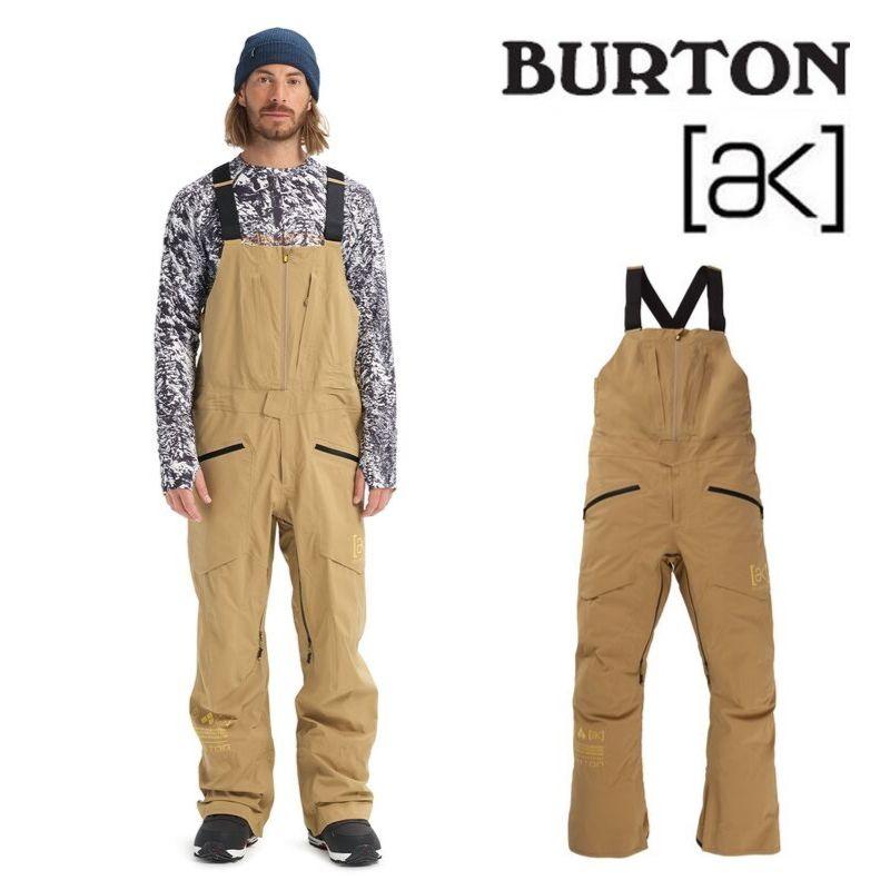 【日本正規品】 バートン 2020年モデル メンズ ウェア Burton [ak] GORE-TEX 3L Freebird Bib Pant Kelp スノーボード ビブパンツ