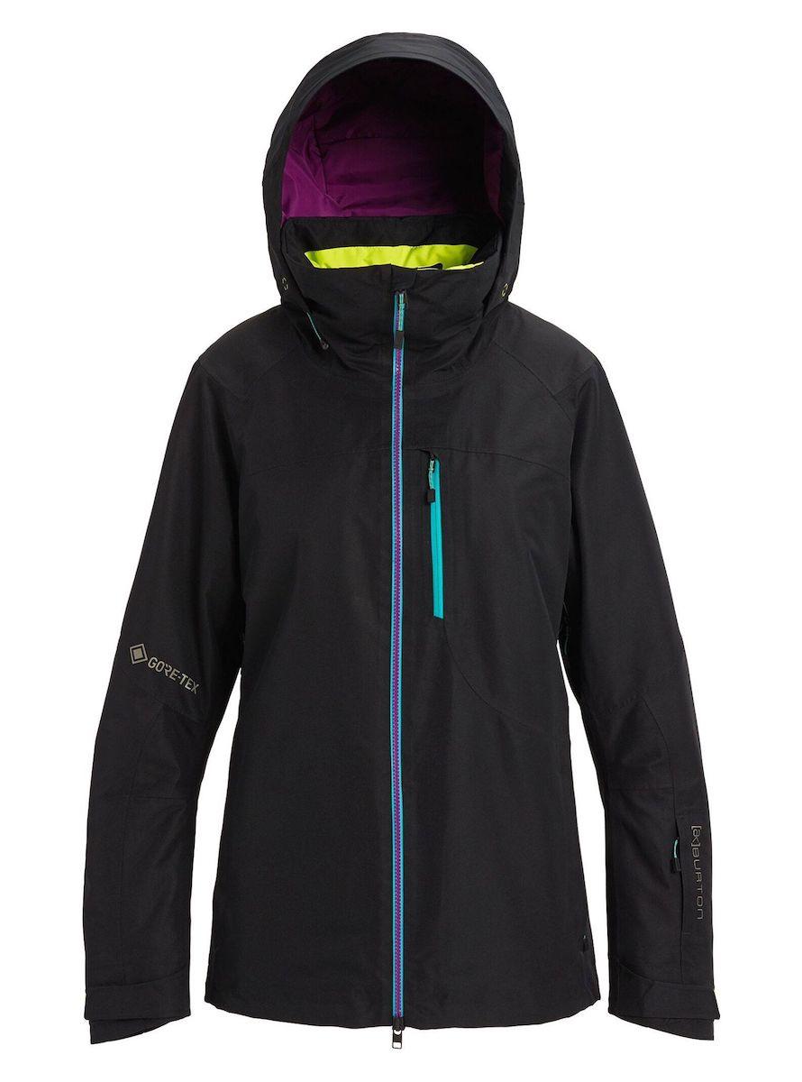 【日本正規品】 バートン 2020年モデル ウーメンズ ウェア Women's Burton [ak] GORE‑TEX 2L Embark Jacket スノーボード ジャケット DrydyeBlack