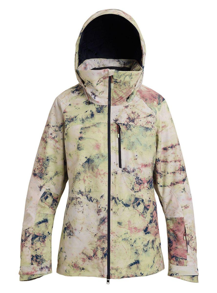 【日本正規品】 バートン 2020年モデル ウーメンズ ウェア Women's Burton [ak] GORE‑TEX 2L Embark Jacket スノーボード ジャケット Sadie A