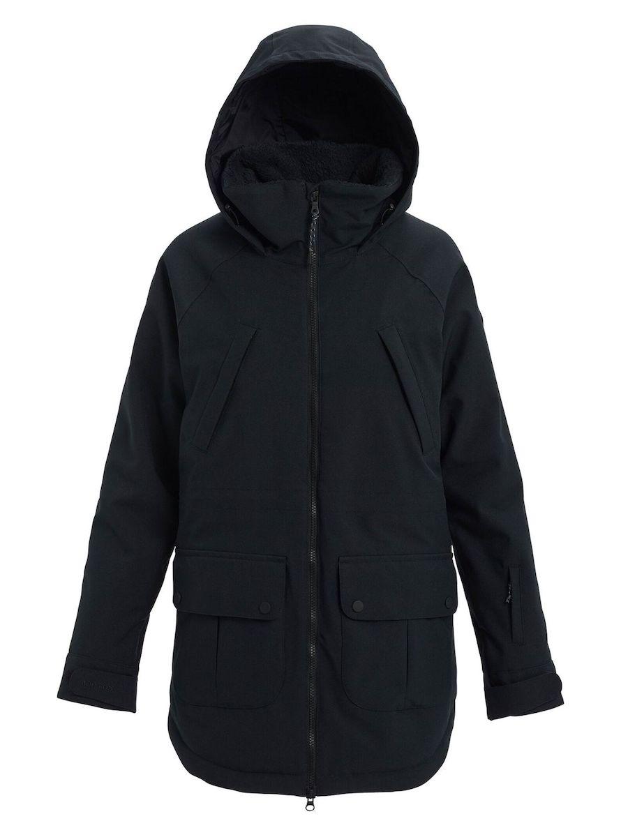 【日本正規品】 バートン 2020年モデル ウーメンズ ウェア Women's Burton Prowess Jacket スノーボード ジャケット TRUE BLACK