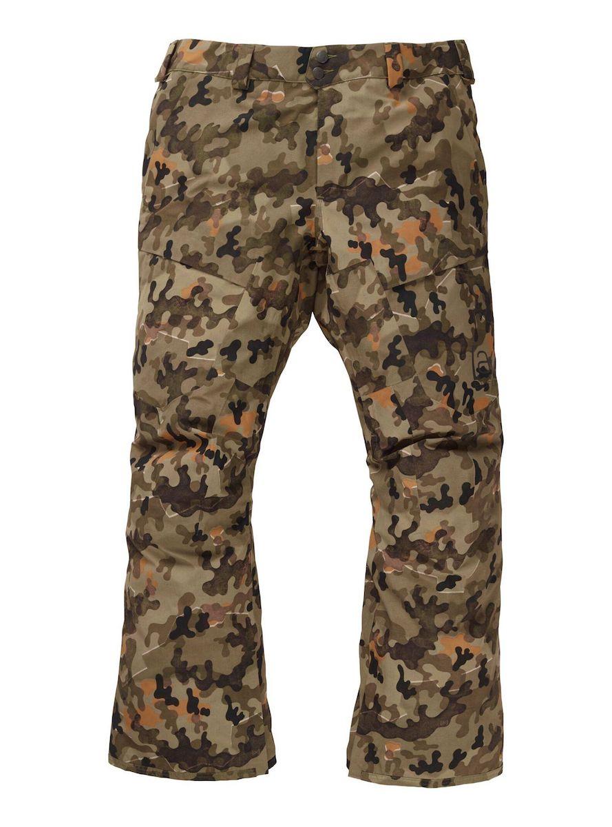 バートン 20モデル メンズ ウェア Burton [ak] GORE-TEX Swash Pant Keef Shelter Camo スノーボード