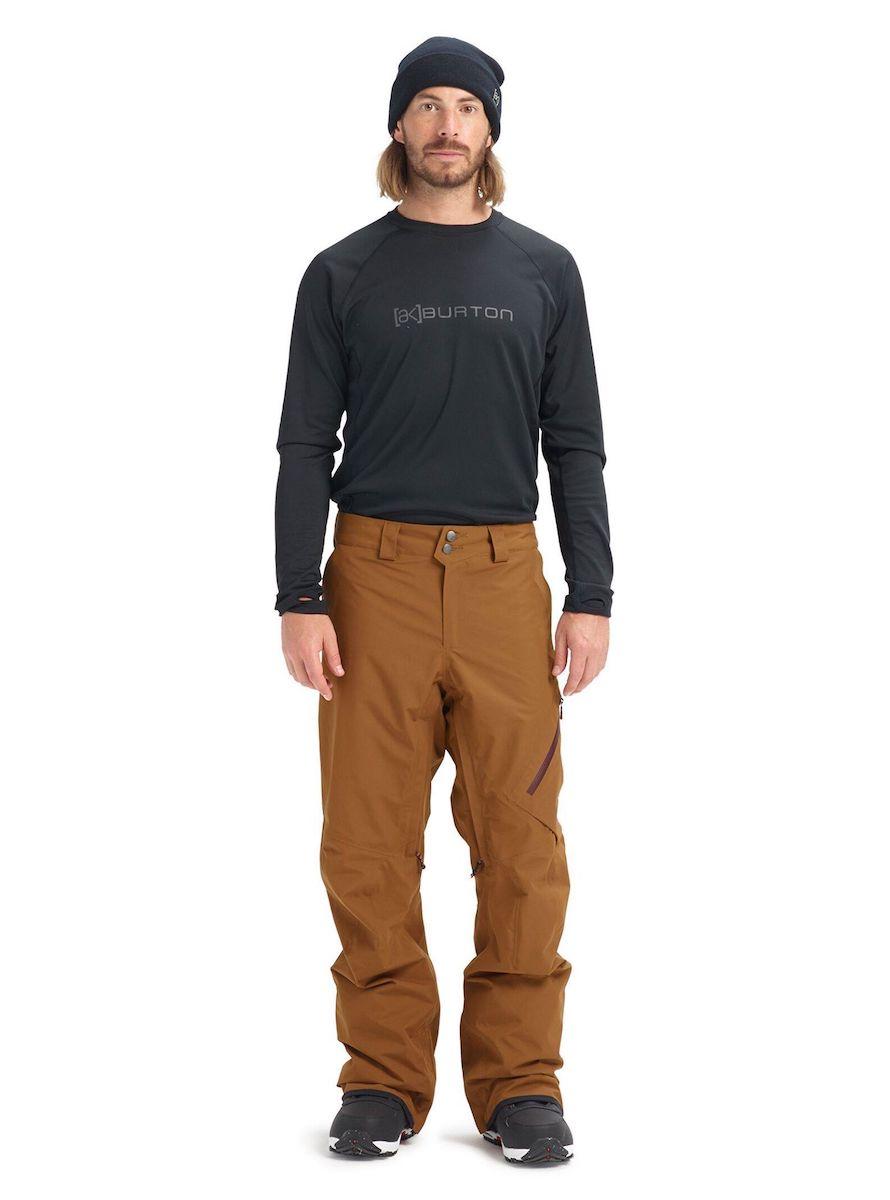 【日本正規品】 バートン 2020年モデル メンズ ウェア Burton [ak] GORE-TEX Cyclic Pant スノーボード Monks Robe パンツ