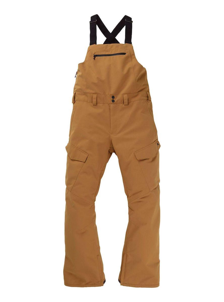 【日本正規品】 バートン 2020年モデル メンズ ウェア Men's Burton Reserve Bib Pant Pant Wood Thrush リザーブ ビブパンツ