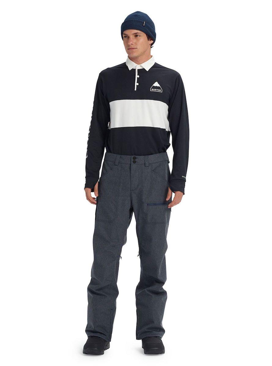 バートン 2020モデル メンズ ウェア Men's Burton Covert Pant Bog Denim スノーボード