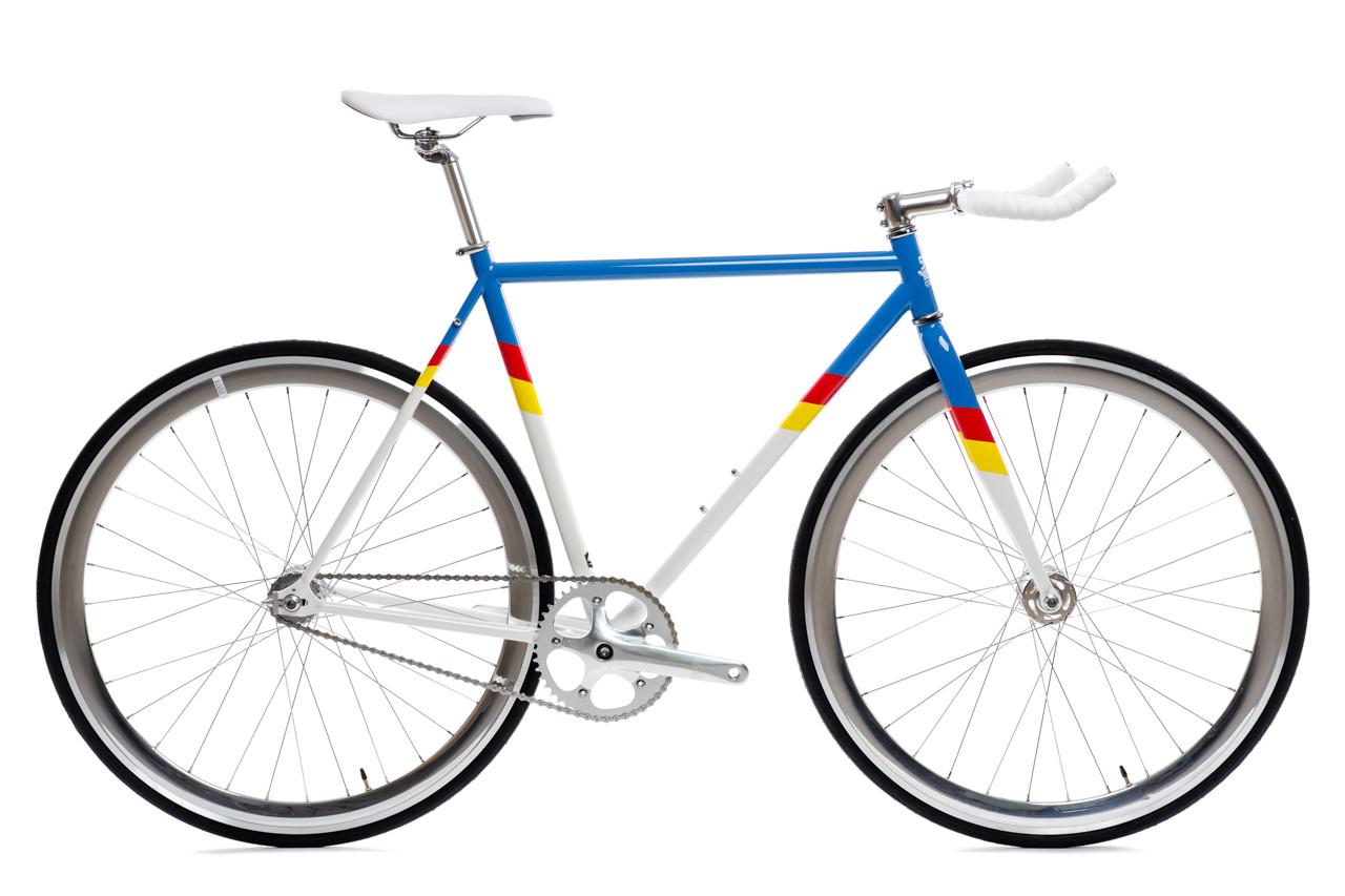上品な ピストバイク 完成車 完成車 STATE BICYCLE ALOUETTE ピストバイク ステイトバイシクル ALOUETTE アルエット PISTBIKE, カルビハウスのキムチ屋さん:52566a1e --- canoncity.azurewebsites.net