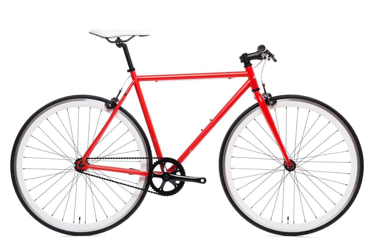ピストバイク 完成車 State Bicycle CORE-LINE WYLDCAT KILLER MATTE CHERRY RED PAINT【ステイトバイシクル コアライン ワイルドキャット キラー マット チェリー レッド ペイント】