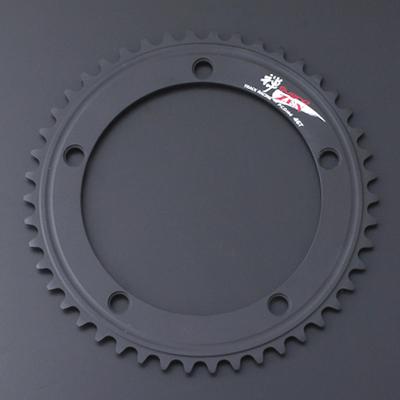 ピストバイク チェーンリング SUGINO ZEN 144 CHAINRING BLACK スギノ ゼン 144 チェーンリング ブラック 51T-54T PISTBIKE