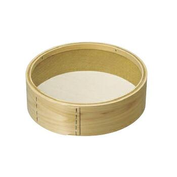 粉フルイ 木枠 真鍮張 24メッシュ ブランド激安セール会場 27cm マート 9寸