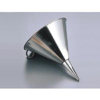 ロート細口 フィルター 手付 3357 18-10 ステンレス 永遠の定番モデル デバイヤー 有名な 20cm