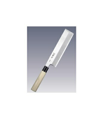 東型薄刃 改良霞 敏幸 日本製 19.5cm 期間限定お試し価格