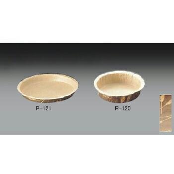 サーキュラーカップ 使い勝手の良い 小麦柄 激安通販販売 P-120 100枚入