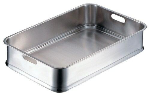 エコクリーン IKD NEW ARRIVAL 18-8 AEK3902 手穴明 お気に入り 給食バット