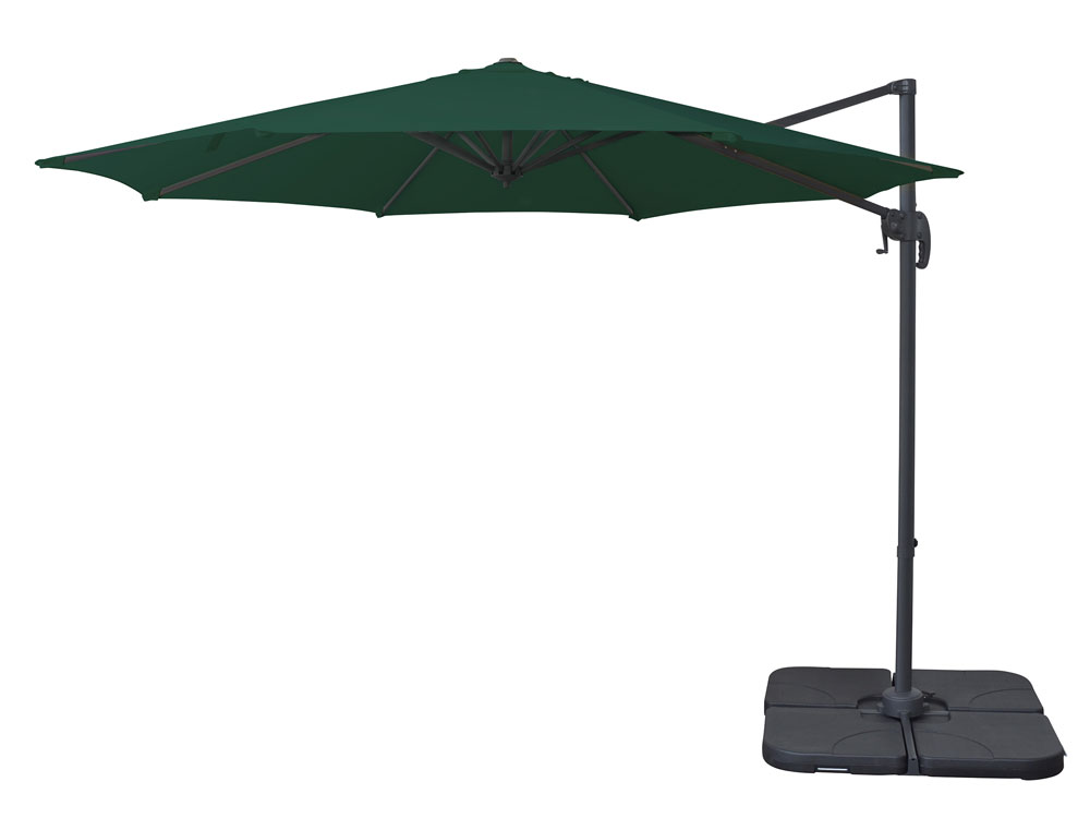 ガーデンパラソル RKC-629GR ●手数料無料!! 高級品 アウトドア ガーデン