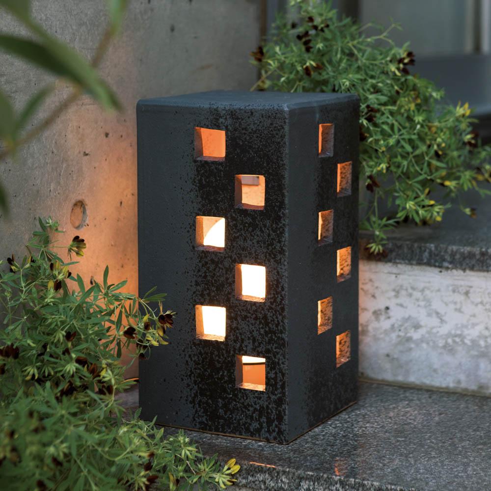 当季大流行 信楽焼 屋外用和照明 屋外用和照明 小 信楽焼 小 G50716, セキシ:37c1dd75 --- construart30.dominiotemporario.com