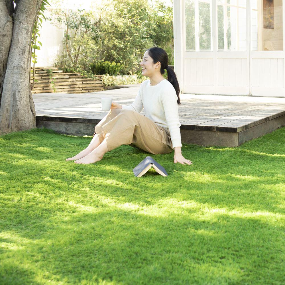 リアルな人工ロール芝 幅2m×長さ5m(10.0平米) LR0424