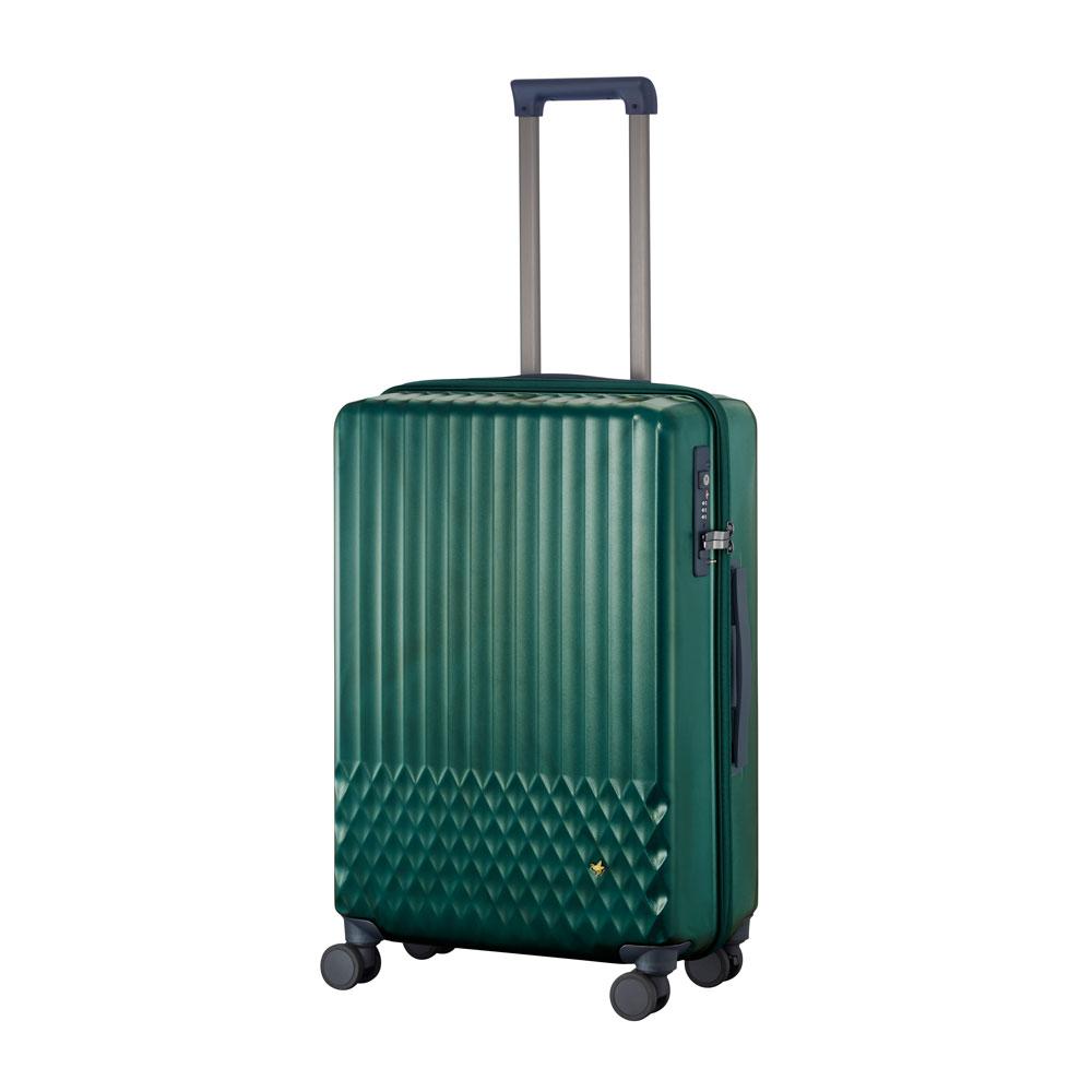 ACE HaNT(ハント)/ソロ ストッパー付スーツケース 53L NV4663:ディノス店