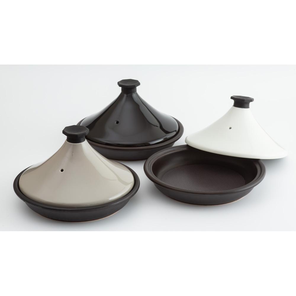 蒸す、焼く、煮込む。料理の幅がグッと広がる、楽になる!進化したニュータジン鍋! キッチン 家電 鍋 調理器具 土鍋 有田焼のニュータジン鍋「富士山」 WJ0586
